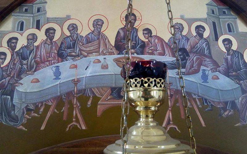 """Најава: Целодневно Обожавање на Светото Причасите во парохиската црква """"Раѓање на Свети Иван Крстител"""" во Струмица"""