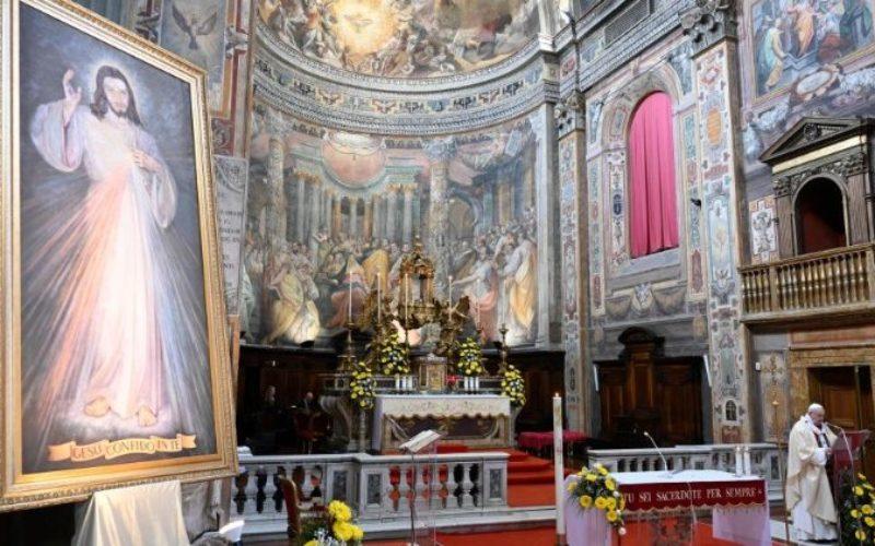Папата Фрањо: Да се вратиме на изворот на милосрдието