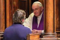 Во март Папата повикува да молиме за светата Тајна Исповед