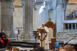 Папа до христијаните во Каракош: Последниот збор секогаш го има Бог и Неговиот Син