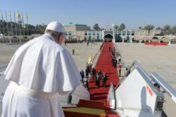 Папата Фрањо полета од Багдад за Рим