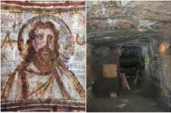Ватикан планира да ги отвори катакомбите во кои се наоѓа еден од најстарите прикази на Исус со брада