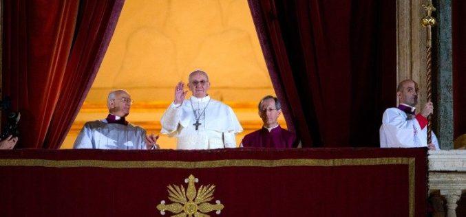 (Видео) Пред осум години кардинал Берголио е избран за Папа