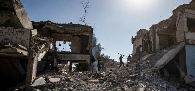 Апел на Папата за Сирија: Светот одлучно нека се ангажира за таа земја