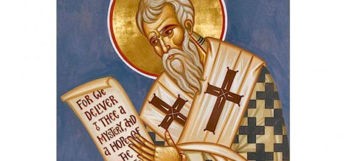 Што вели свети Кирил Ерусалимски за причест на рака!?