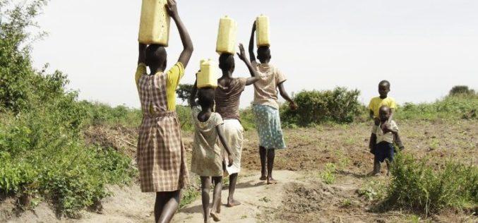 Папата Фрањо: Неопходно е секој да има пристап до питка вода