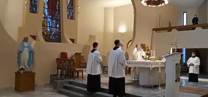 Вечера Господова во Скопската катедрала