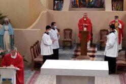Бискупот Стојанов го предводеше обредот Мака Господова во Скопската катедрала