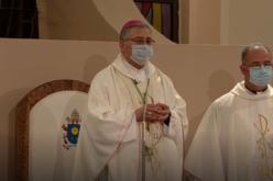 Бискупот Стојанов служеше Воскресна Света Литургија во скопската катедрала