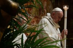 Пасхално бдение во Ватикан