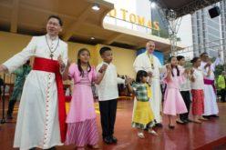 Папата до филипинските верници: Многу страдавте, но благодарение на верата секогаш одново се подигнувате