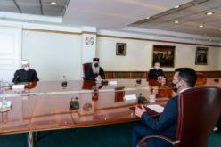 Средба на поглаварите на верските заедници со премиерот Зоран Заев