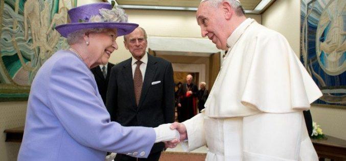 Сочувство на папата Фрањо по повод смртта на принцот Филип