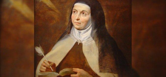 Папата упати писмо повод одбележувањето на 50 годишнината од прогласувањето на света Тереза Авилска за научителка на Црквата