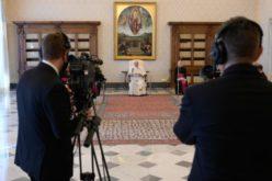 Генерална аудиенција: Црквата е дом и училиште за молитва