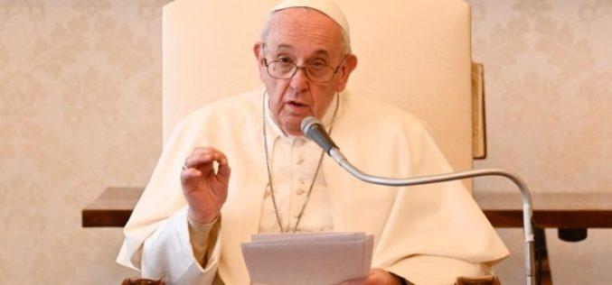 Видео порака на Папата: Популизмот е насочен против народот
