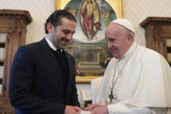 Папата сака да го посети Либан