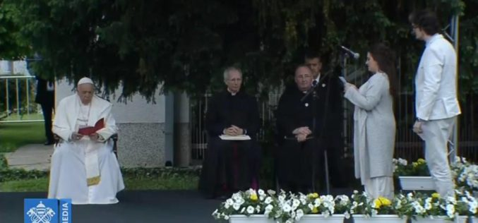 Онлајн конференција по повод втората годишнина од посетата на папата Фрањо на Македонија