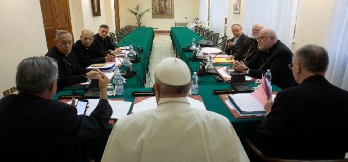 Одржан е состанок на Кардиналскиот совет