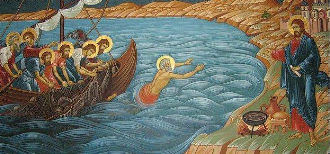 Колку пати Исус им се објави на своите ученици по воскресението?