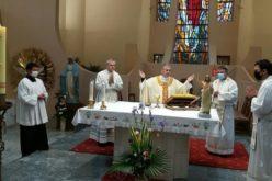 Благодараствена света Литургија по повод втората годишнина од посетата на папа Фрањо на Македонија