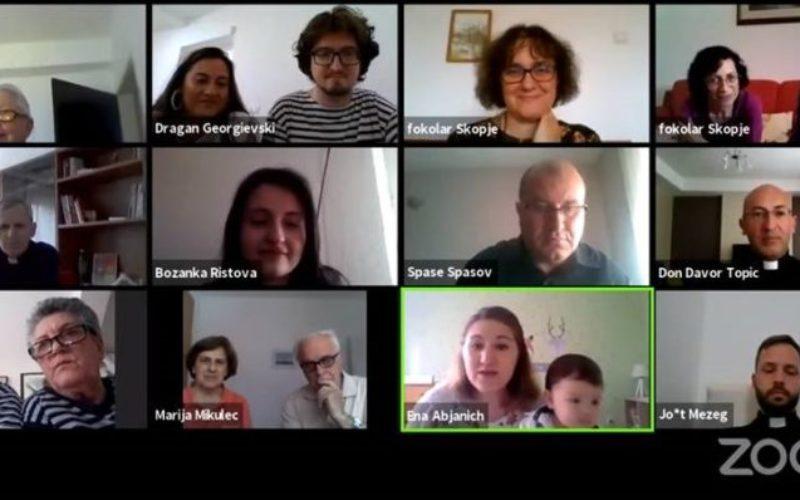 Онлајн средба по повод посетата на Папата во Македонија
