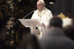 Папата до верниците од Мјанмар: Да го промовираме дијалогот, почитувањето на другиот и заедништвото
