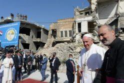Момент на братство – сеќавање на посетата на папата Фрањо на Ирак