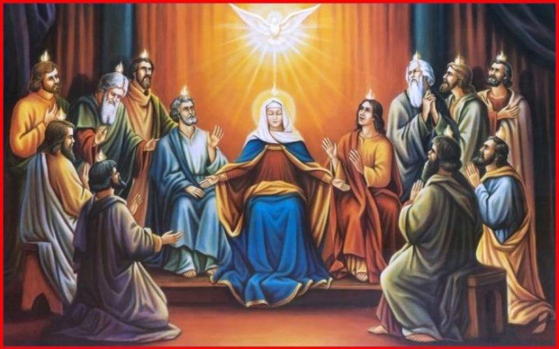 Педесетница – Слегување на Светиот Дух