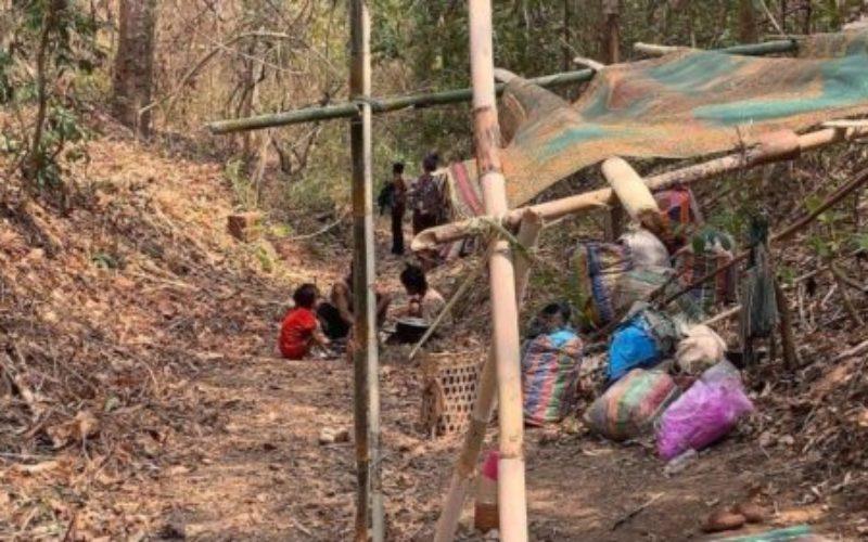 Апел на Папата за помош на населението во Мјанмар и поттик до верниците да го отворат своето срце за бегалците