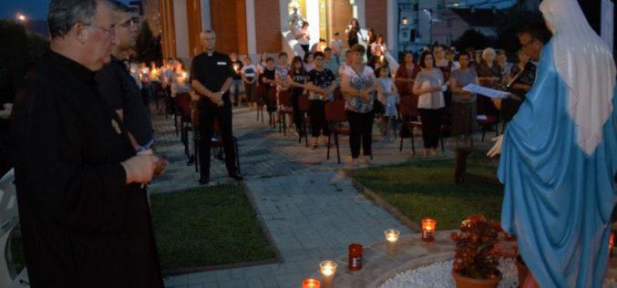 Преку Светата Бројница Струмица се поврза со Меѓугорје