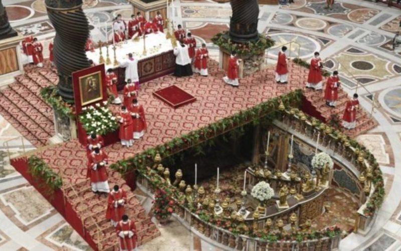 Папата Фрањо: Само слободната Црква е веродостојна