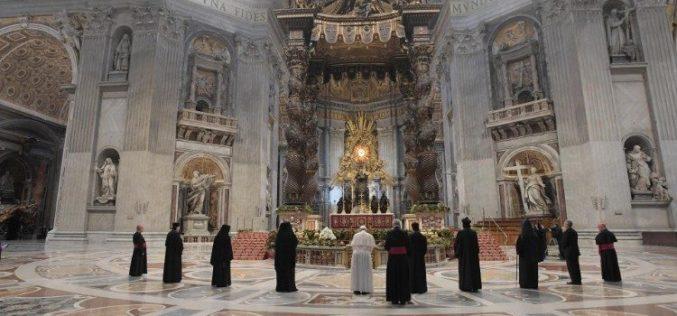 Папата Фрањо и поглаварите на либанските христијански заедници молеа за мир во Либан
