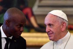 Папата изрази сочувство по повод атентатот врз претседателот на Хаити