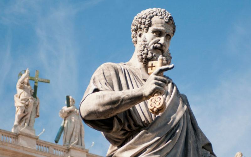 Гробот на свети апостол Петар во Рим