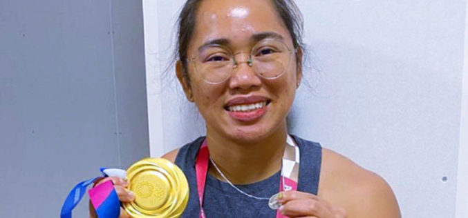 Со помош на чудотворниот медалјон до олимписко злато
