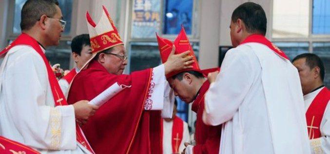 Во Кина е хиротонисан нов католички бискуп