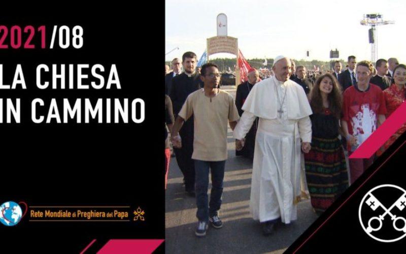 Молитвена накана на папата Фрањо за август 2021