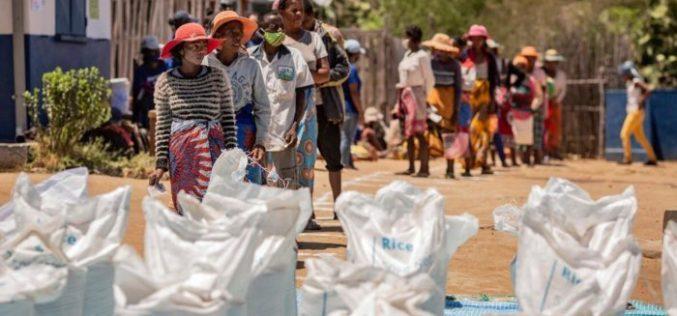 Во Мадагаскар владее глад и очај