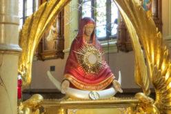 Ковчегот на Заветот и Успение на Пресвета Богородица
