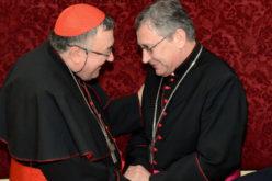 Кардинал Пуљиќ изрази сочувство до бискупот Стојанов