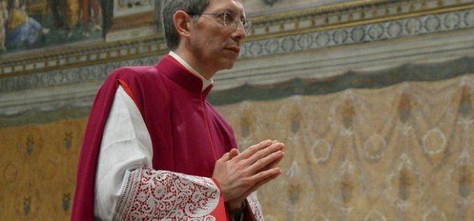 Монсињор Марини именуван за бискуп во Тортоно