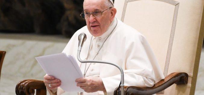 Папата повика на солидарност со Етиопија