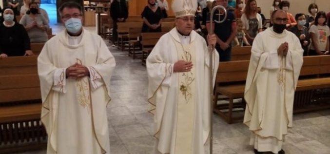 Бискупот Стојанов на празникот Мала Богородица служеше Света Литургија за денот на Татковината