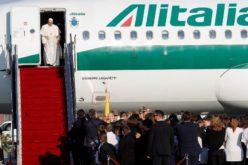 Папата пристигна во Будимпешта