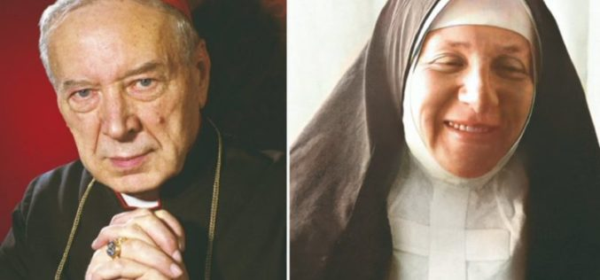 Беатифицирани кардинал Вишински и Мајка Чацка
