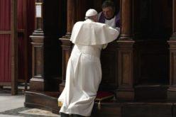Папата Фрањо нуди нов поглед на исповедта, Света тајна на радоста
