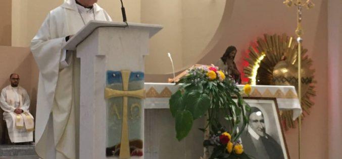 Бискупот Стојанов служеше света Миса по повод празникот Свети Винко Паулски