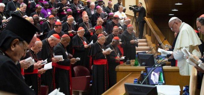 Со света Литургија на 10 октомври, Папата официјално ќе ја отвори Синодата
