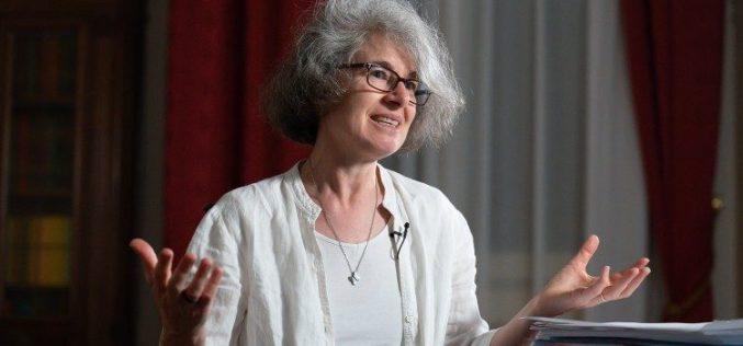Натали Бекварт потсекретар на Епископската синода: Синодата и очекувањата на жените